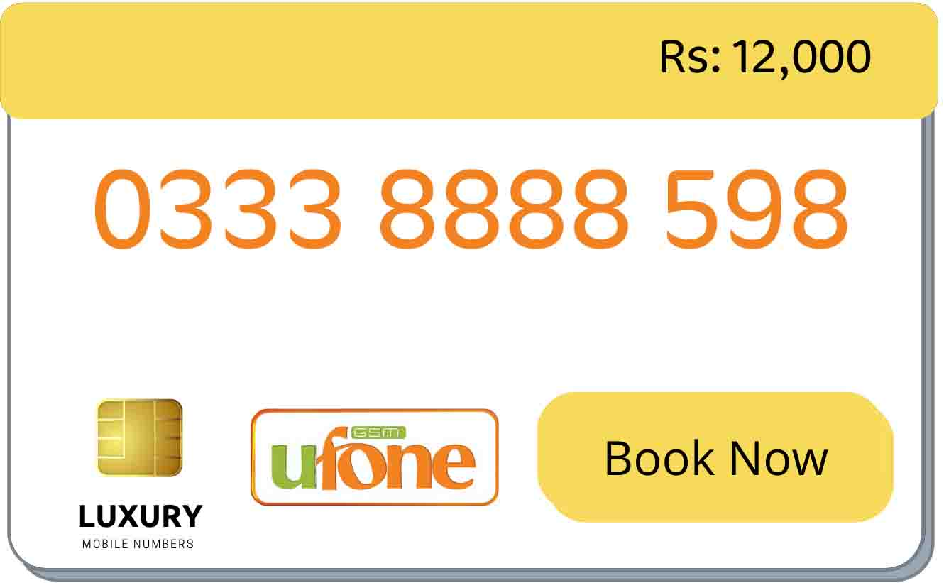 ufone tetra number